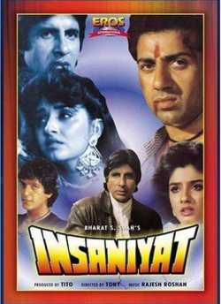 Insaniyat movie poster