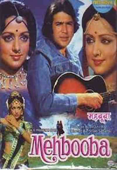 Mehbooba movie poster