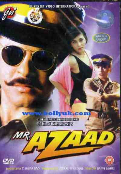 Mr. Azaad movie poster