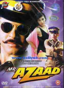 Mr. Azaad movie poster