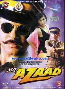 मिस्टर आजाद movie poster