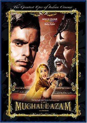 मुग़ल ए आज़म movie poster