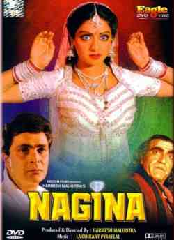 Nagina movie poster
