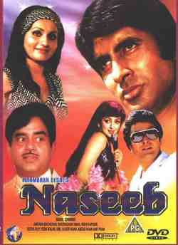 Naseeb movie poster