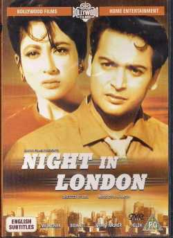 Night In London movie poster
