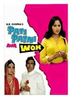 पति पत्नी और वो movie poster