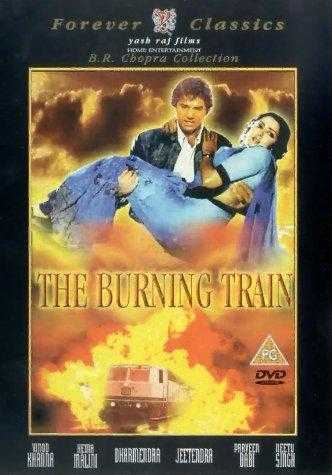 The Burning Train movie poster