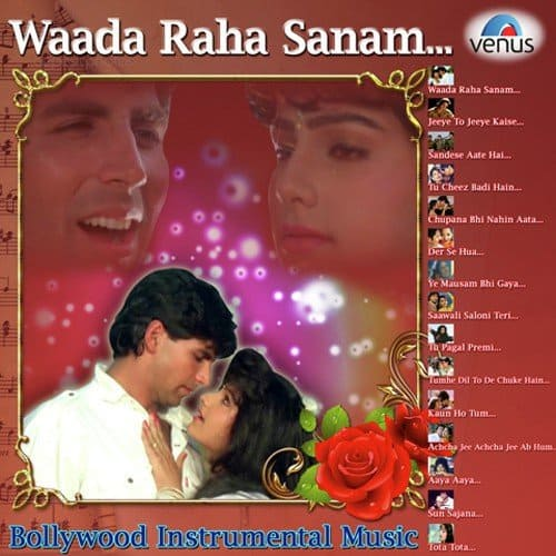 Waada Raha Sanam album artwork