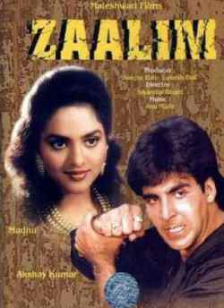 Zaalim movie poster