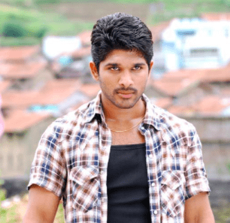 Allu Arjun Movie Still