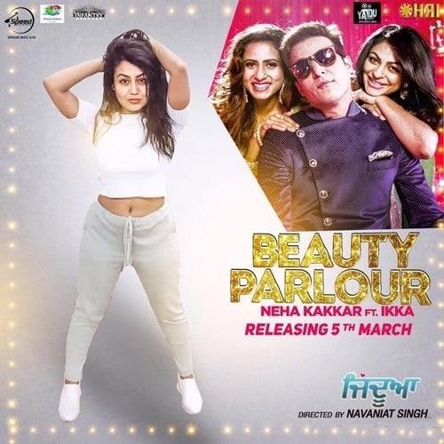 Beauty Parlor album artwork