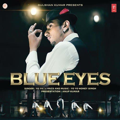 Blue Eyes album artwork