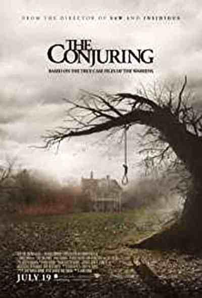द कंजूरिंग movie poster