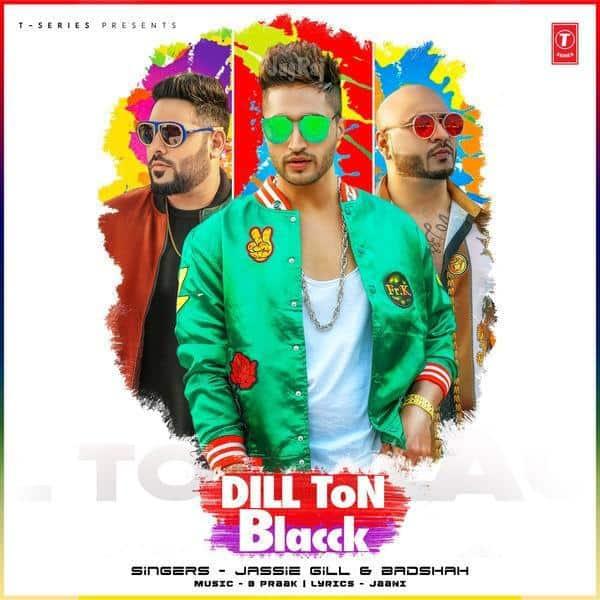 Dill Ton Blacck album artwork