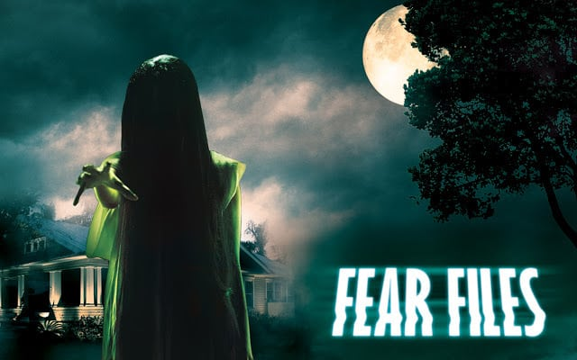 Fear Files tv serial poster