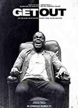 गेट आउट movie poster