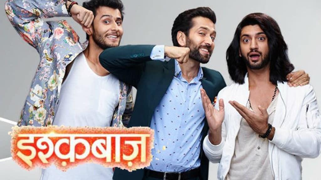 Ishqbaaz tv serial poster