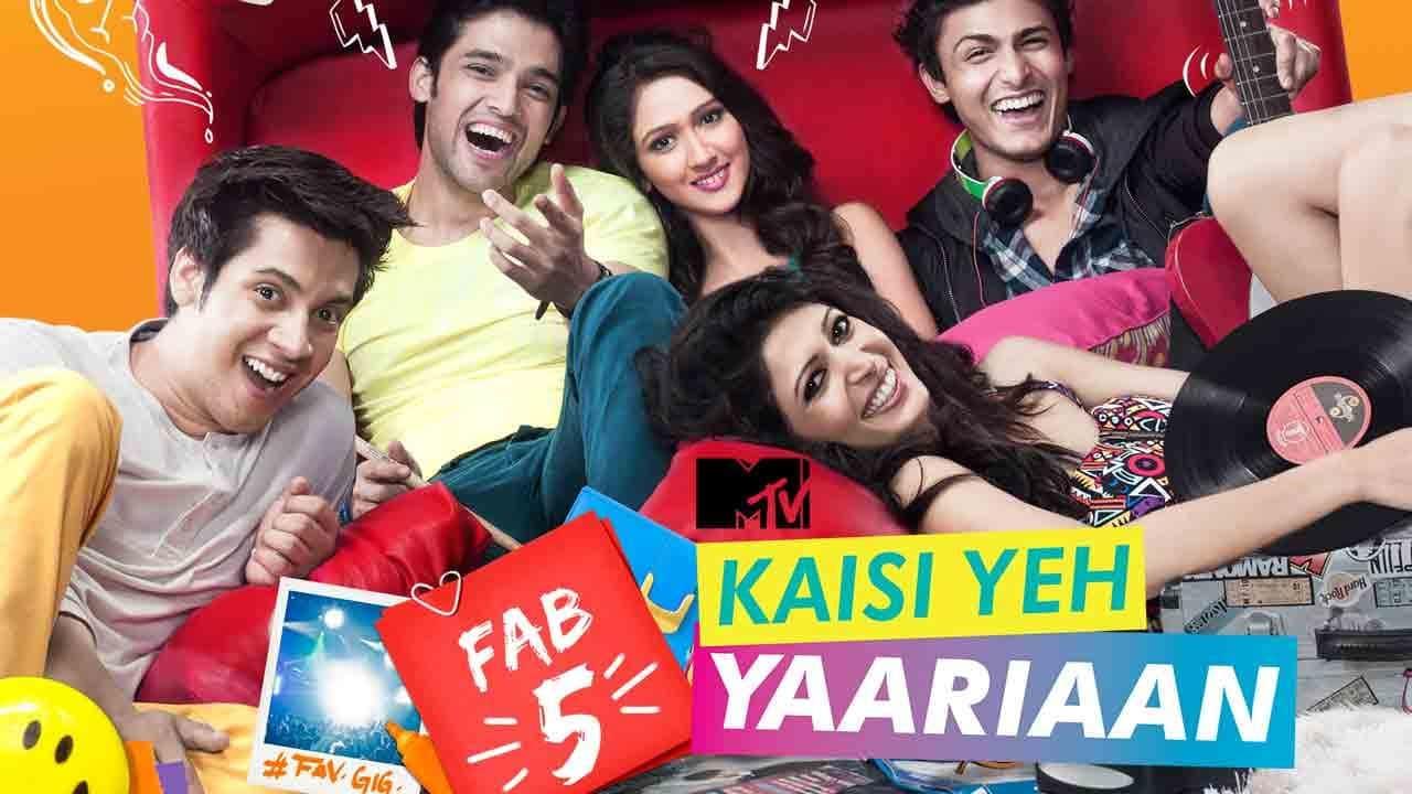 Kaisi Yeh Yaariaan tv serial poster