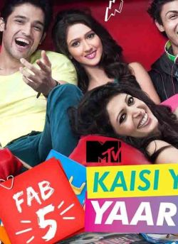 Kaisi Yeh Yaariaan movie poster