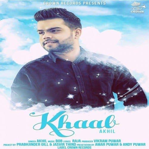 Khaab album artwork