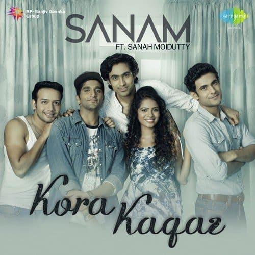 Kora Kagaz Tha Ye Man Mera album artwork