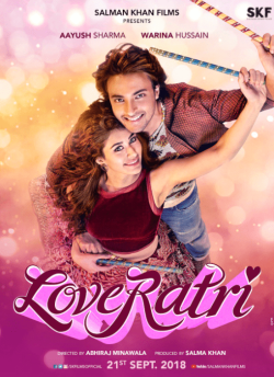 Loveratri movie poster
