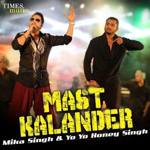 Mast Kalander album artwork
