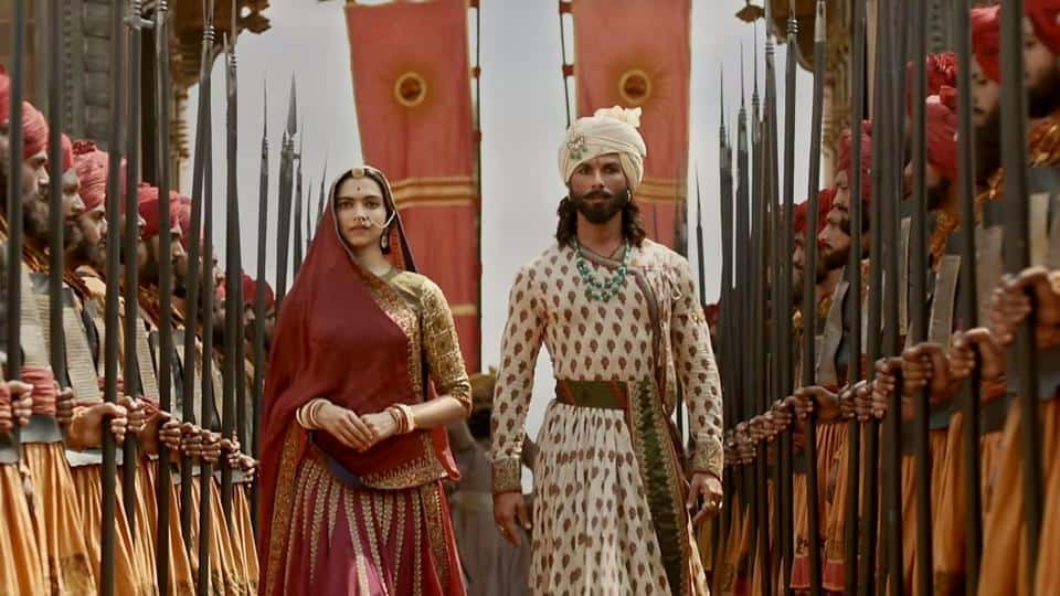 Padmaavat movie still