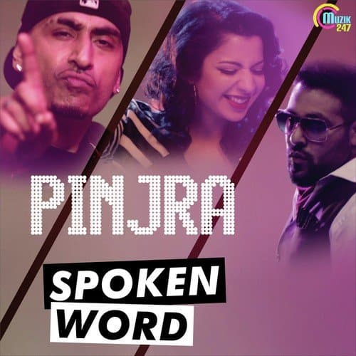 Pinjra album artwork