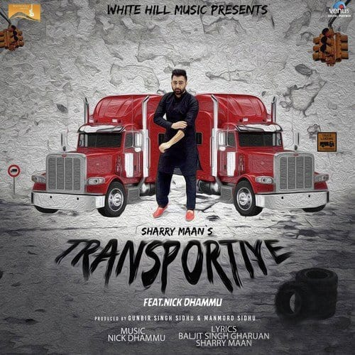 Transportiye album artwork