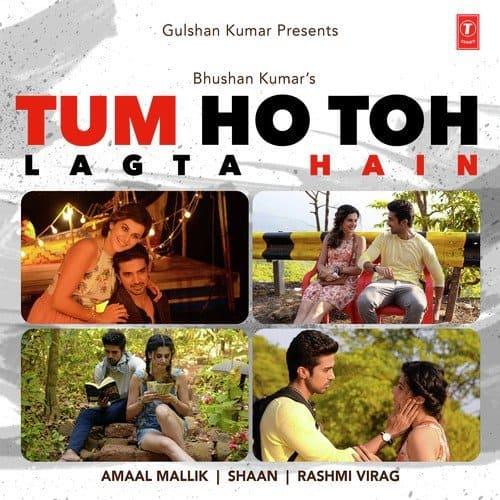 Tum Ho Toh Lagta Hai album artwork