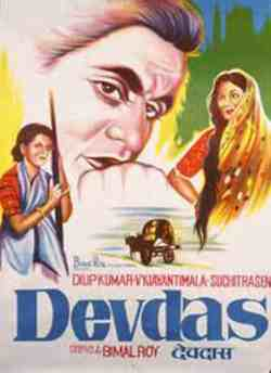 देवदास movie poster