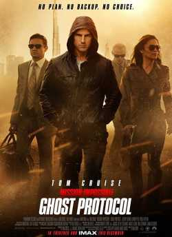 Mission: Impossible – Ghost Protocol movie poster