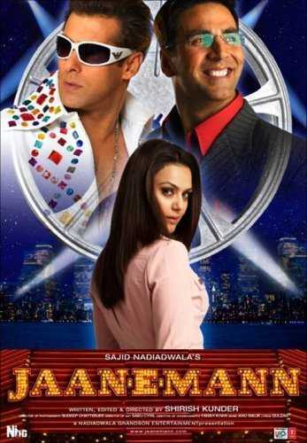 Jaan-E-Mann movie poster