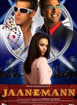 Jaan-E-Mann movie poster
