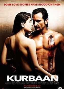 कुर्बान movie poster