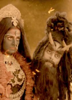 Mahakali movie poster