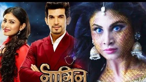 Naagin tv serial poster