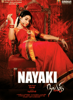 Nayaki movie poster