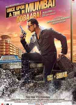 वन्स अपॉन अ टाइम इन मुम्बई movie poster