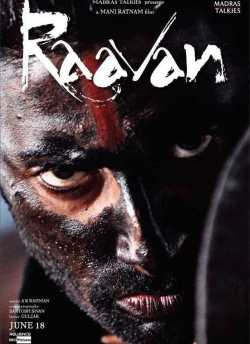 Raavan movie poster