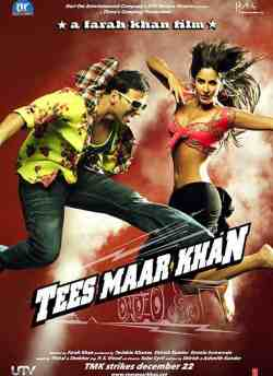 Tees Maar Khan movie poster