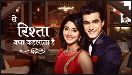 Yeh Rishta Kya Kehlata Hai tv serial poster