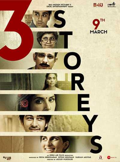 3 Storeys movie poster