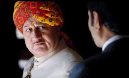 Anupam Kher in Prem Ratn Dhan Payo