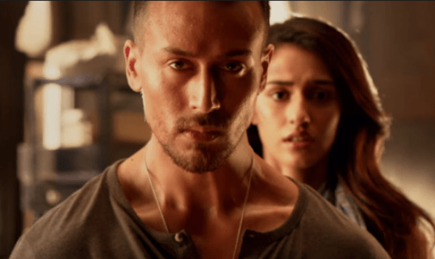 A Still From Movie Baaghi 2