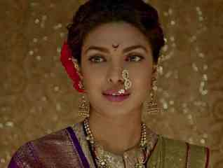 Priyanka Chopra in Bajirao Mastani