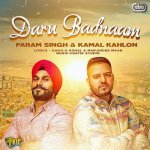 Daru Badnaam album artwork
