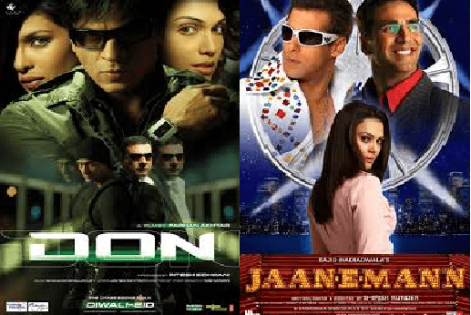 Don vs JaaneMann - Day Wise Box Office Comparison   BOTY
