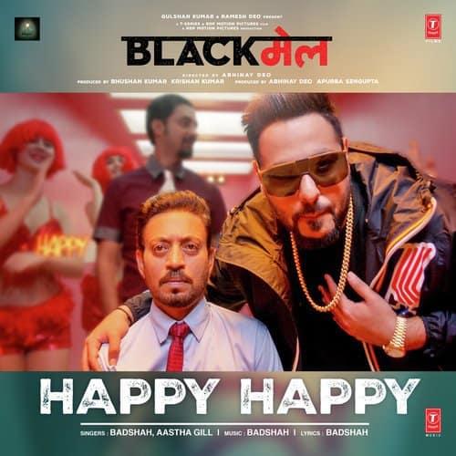Happy Happy album artwork